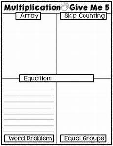 multiplication strategy worksheets grade 3 4815 division and arrays division and repeated subtraction freebies thirdgradetroop