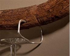deco en bois flotté diy branche de bois flott 233 transform 233 e en porte verres 224