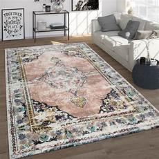 teppich de vintage teppich orient design pastellfarben teppich de