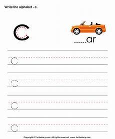 letter c handwriting worksheets 24055 lowercase alphabet writing practice c worksheet turtle diary