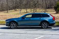 2019 volvo v90 cross country t6 awd review plush wagon