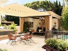 auvent design pour terrasse voiles d ombrage et pergola 50 id 233 es pour la terrasse