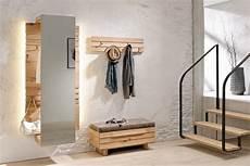 garderobe mit spiegel voglauer garderobe v organo orlinda in wildeiche spiegel