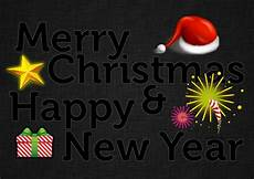 merry christmas happy new year wallpaper in gimp photographics free