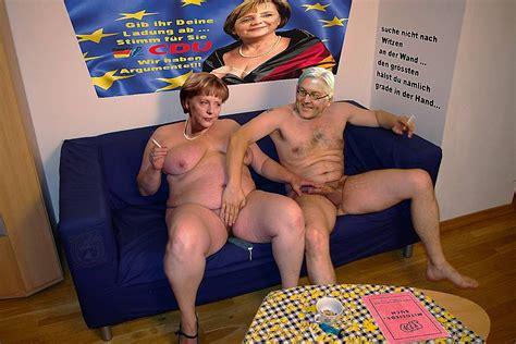Nude Merkel