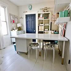 sewing spaces craft room redo complete