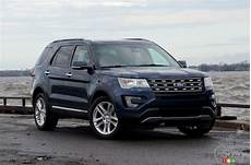 2017 ford explorer configurations 2017 ford explorer does just on 4 cylinders car
