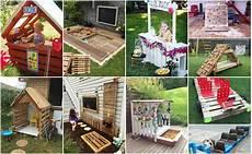 Kinderspielplatz Selber Bauen - diy kinderspielplatz im freien selber bauen nettetipps de
