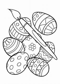 easter color pages pinterest easter
