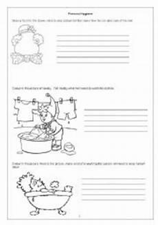15 best images of good habits worksheets for adults good habits worksheets personal hygiene