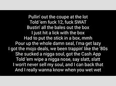 stick in the box lyrics