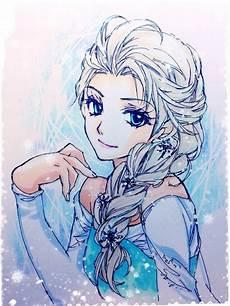 elsa malvorlagen jepang arina tanemura masih hype dengan frozen menggambar elsa