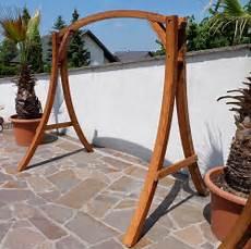 Gestell F 252 R Hollywoodschaukel Holzgestell Meru Gestell Aus