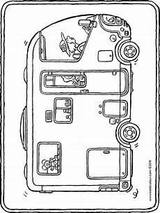 Malvorlagen Wohnmobil Ausmalbilder Wohnmobil Kiddimalseite
