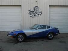 Find Used Rare 1974 Datsun 260 Z Offered By Gas Monkey