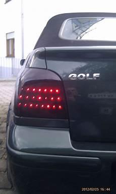 golf 3 cabrio led r 252 ckleuchten schwarz biete