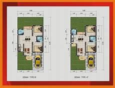 10 Contoh Denah Rumah Minimalis Sederhana