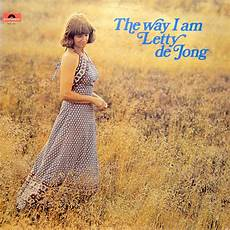Letty De Jong The Way I Am Vinyl Lp Album Discogs