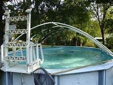 garten iglu selber bauen build a pvc pool cover pool poolabdeckung pvc pool