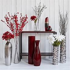 Glass Floor Vase Home Decor Vases Floor Vase Decor