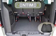 Z333388 Gerippte Kofferraumwanne Klett Netz F 252 R Ford