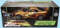Fast And Furious Modellautos - 1993 the fast the furious toyota supra top by ertl