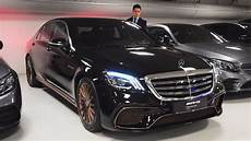 2020 mercedes s65 amg v12 s class review
