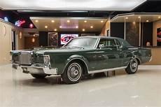 1969 Lincoln Continental Classic Cars For Sale Michigan