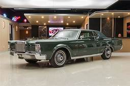1969 Lincoln Continental  Classic Cars For Sale Michigan