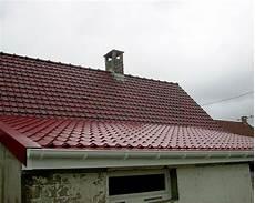 toiture a faible pente toitures panneaux tuiles luxmetall cote d opale toitures