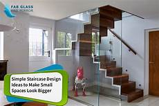 simple staircase design ideas to make small spaces bigger world informs