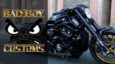 Harley Davidson Rod Quot Gold Quot By Bad Boy Customs