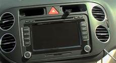original vw tiguan radio ausbauen