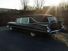 59 cadillac hearse pin on garage