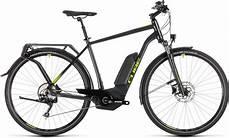 cube kathmandu hybrid pro 500 e trekking bike grey at