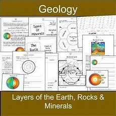 earth science geologic history worksheet 13315 geology bundle earth science mini lessons earth science how to start homeschooling homeschool