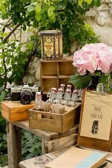 deco anniversaire vintage inspiration un mariage vintage et romantique save the deco