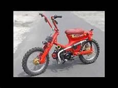 Modifikasi Motor Jadul by Modifikasi Motor Jadul Honda 70