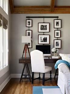 schreibtisch wohnzimmer black living room desk design ideas