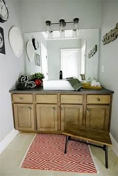 kids bathroom sink makeover bower power