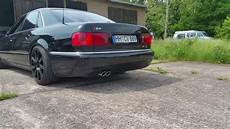 Audi S8 D2 Custom Made Exhaust By Leons S8 Part 2