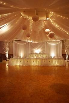685 best images about receptions draping pinterest dance floors head tables and ceilings