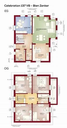 Haus Grundriss L 228 Nglich Mit Satteldach Architektur Erker