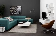 Bo Concept Berlin - the carmo sofa contemporary living room by
