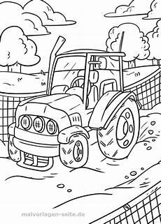 malvorlage traktor ausmalbilder ausmalbilder zum