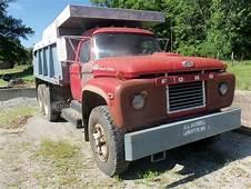 1966 Ford 850 Super Duty Dump Truck  Trucks Big