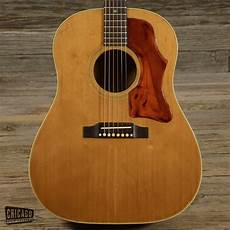 used guitars chicago gibson j 50 adj 1966 s236 chicago shopping gibson guitar
