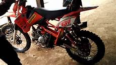 Jupiter Mx Modif Trail Ktm by Yamaha Jupiter Modifikasi Trail Ktm85 By Bebeknakal