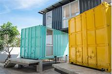 Maison Container Prix Avantages Inconv 233 Nients Et