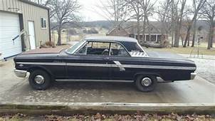 1964 Ford Fairlane Sport Coupe K Code HIPO 289 4 Speed